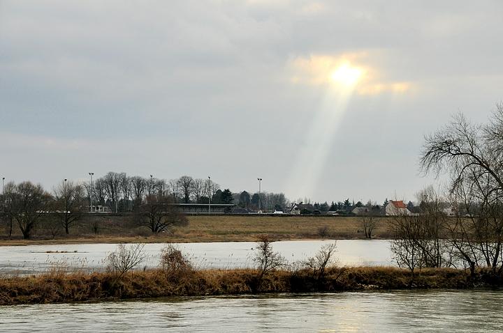 La Loire à l'île Arrault